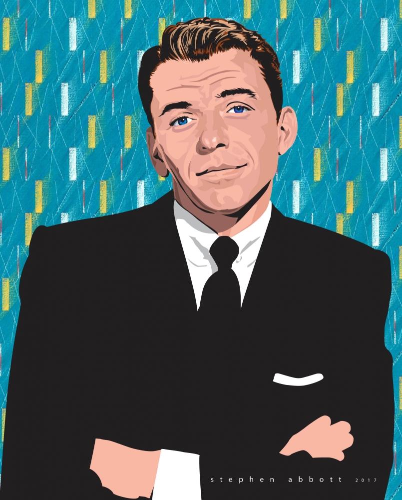 Frank Sinatra by Henstepbatbot